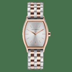 Paul Hewitt Uhr bicolor