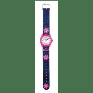 Scout Blumen Uhr